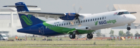 ATR 72-600 MASwings MSN 1099