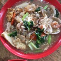 海鲜炒米粉 Seafood fried rice vermicelli