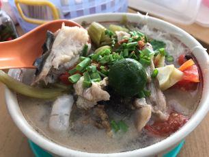 鱼头米粉/Fish head rice noodles