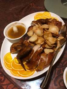 脆皮鸡 Crispy Fried Duck