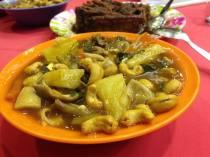 菠萝猪肚(凤梨)